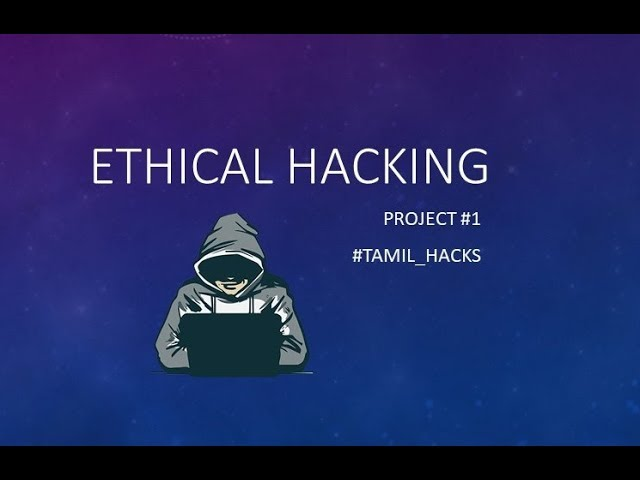 Get Ethical Hacking Project 1